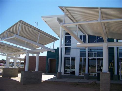 Sierra Vista Transit Center, 2050 E Wilcox Dr.