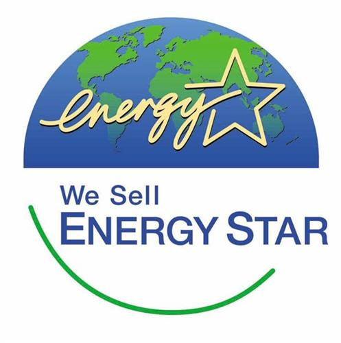 We work with Energy Star Products