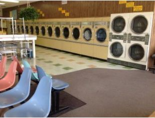Large Commercial Dryers