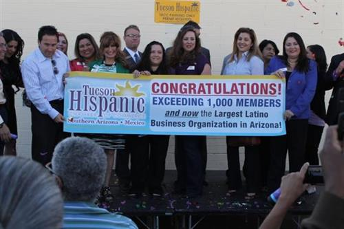 THCC celebrates exceeding 1000 members!