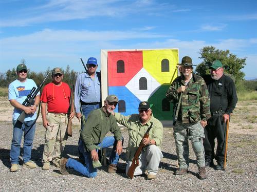 2014 AZ Defensive Rifle Shoot