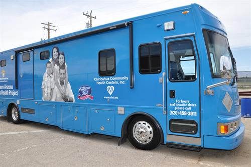 5 Mobile Medical and Dental clinics that serve rural and under-served areas!