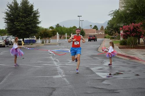 4th of July 5K Winner!