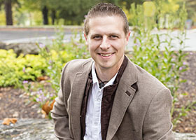 Blogger and Speaker - Nathan Buck