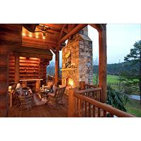 Legend outdoor fireplace