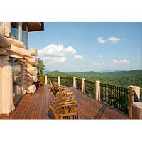 Falling Waters Lodge deck