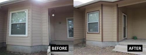 Exterior Repaint - Siding
