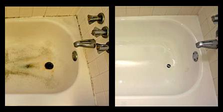 Bathroom Refinishing