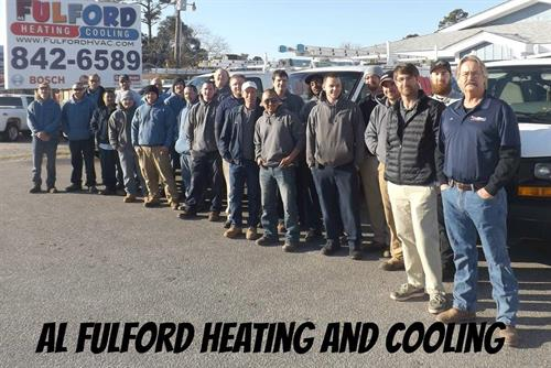 The Men of Fulford HVAC