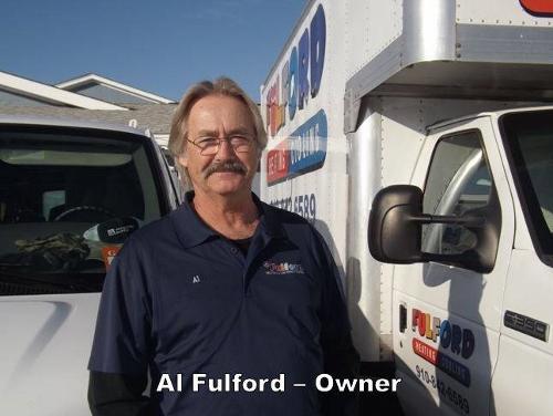 Al Fulford- Owner