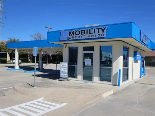 MOBILITY CU Farmers Branch Drive Thru Location