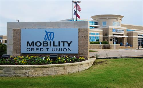 MOBILITY CU Irving Headquarters