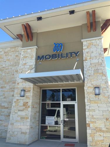 MOBILITY CU Houston Location