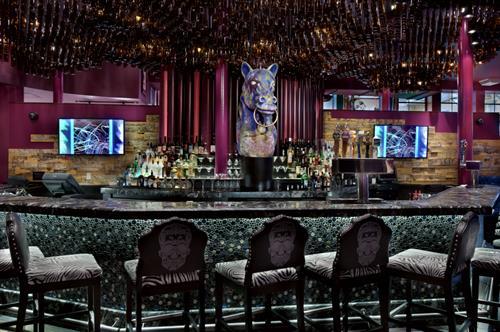 Main Dining Room Bar
