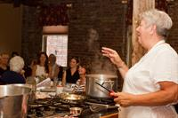 New Orleans School of Cooking Demonstration Class with Anne Leohnard