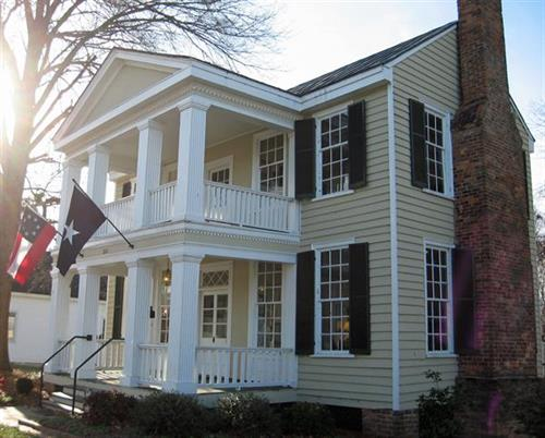 Historic Hastings House, DSDC Office
