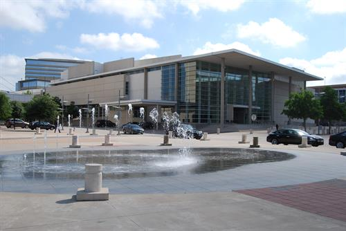 Eisemann Center, Plano, TX