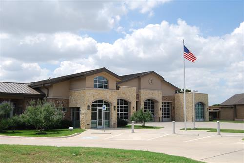 Farmers Branch Fire Station No. 1, Farmers Branch, TX