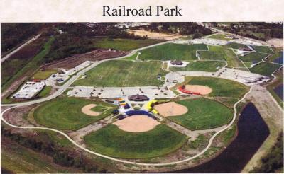 Railroad Park, Lewisville, TX