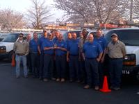 HVAC, Electrical and Plumbing experts at your service.