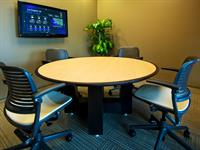 Small conference room for 4 guests
