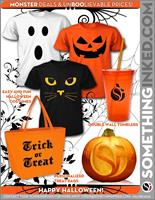 Just a few samples of Halloween promotional products