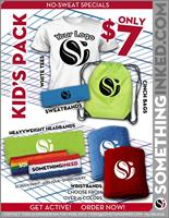 Sample of our discounted package kits (this is one for kids)