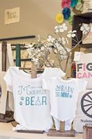 Custom Printe T-shirts and Baby Items