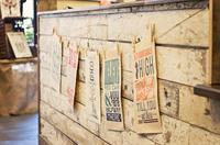Custom Printed Wood Veneer Posters