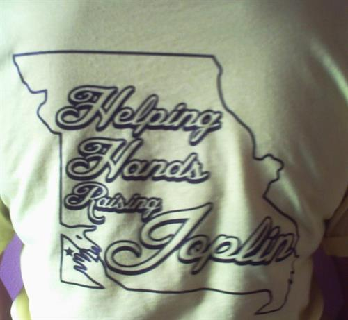 Helping Joplin after Natural Disaster