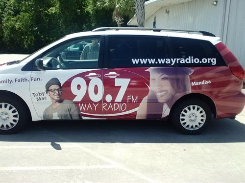 Our new (to us) station van