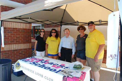WAY Radio & BWK Lions Club collecting backpacks for the Miranda Faith Foundation