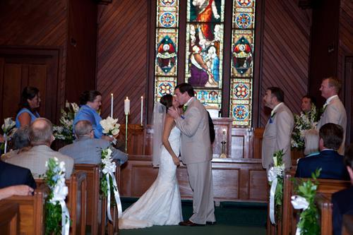 Beautiful Wedding in Lovely Lane Chapel