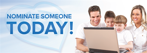 Go to our website to nominate someone in need of a computer!
