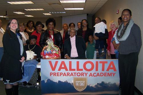 Elisa Falco and VPA Founding Members