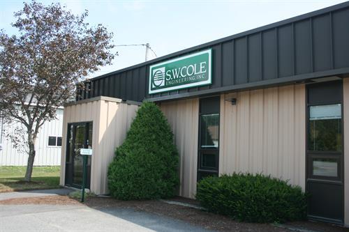 S.W.COLE Bangor Office