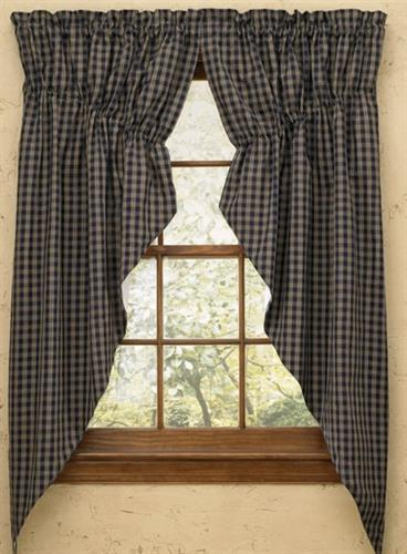 Country Primitive Curtains - Primitive Shoppe at Spencer Furniture