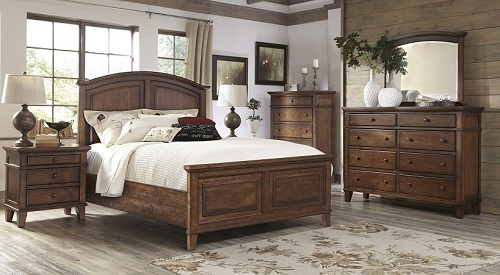 Ashley Bedroom Sets at Spencer Furniture, Spencer, MA