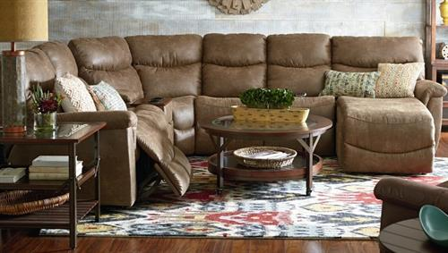 LaZboy Living Room Sets at Spencer Furniture