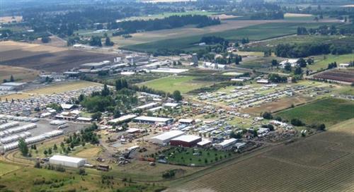 2012 aerial photo