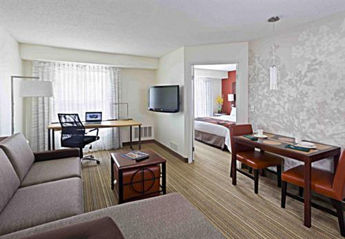 Spread out in our deluxe suites.
