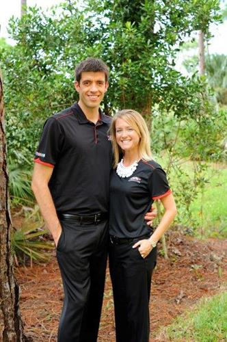 Dr. Ryan and Jen Warhurst