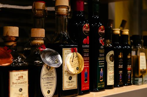 A wide variety of aged balsamics