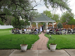 Gazebo & Ceremony