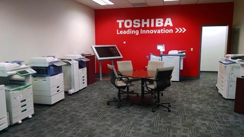 Toshiba Color& B/W MFP's