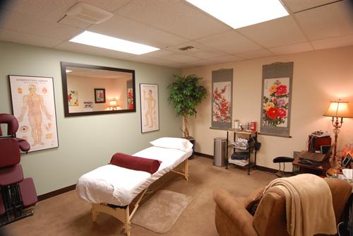 Second treatment room
