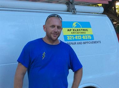 Greg, Electrician