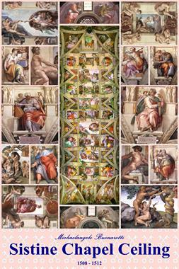 Sistine Chapel Montage