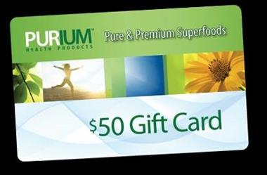 $50 gift card for anyone who wants to get healthy!