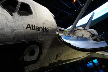 Enjoyed a visit to the Atlantic Exhibit at Kennedy Space Center.